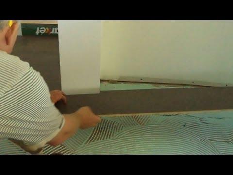 How to Install Glue Down Hardwood Floor Mryoucandoityourself