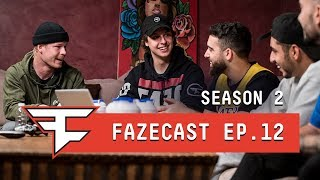 THE NEW FAZE MEMBER IS HERE! - #FaZeCast S2E12 w/ Cizzorz