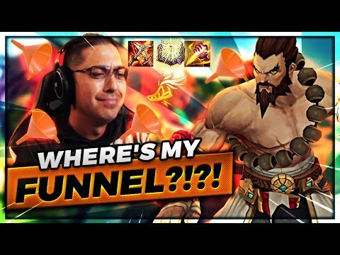 FULL AP MIDYR WITH SMITE! | WHERE'S MY FUNNEL??? - Trick2g