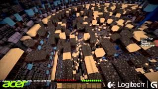 Minecraft - TNT RUN - Ronald de walvis!