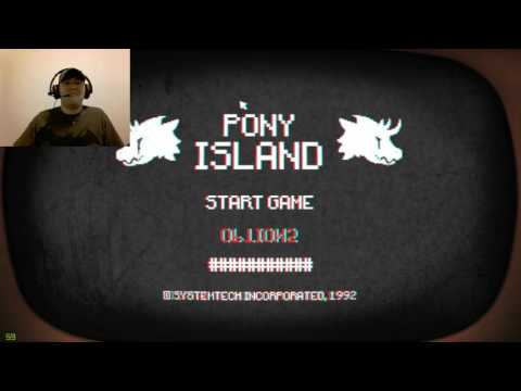 Pony Island : THE GAME FROM HELL |