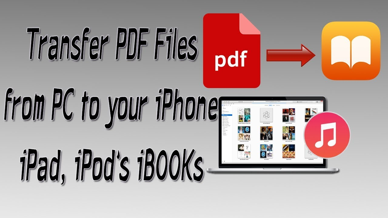 How To Pdf Files To Ipad Ibooks