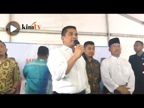 LIVE: Azmin di Majlis Kesyukuran Kemenangan Rakyat di Gombak
