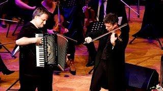 Barnabás Kelemen & Zoltán Orosz - Tango improvisation El Choclo