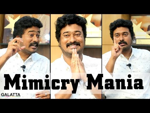 Mimicry Mania | Super fun task with Naveen