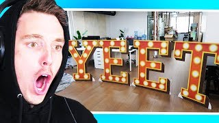 Surprising LazarBeam With A GIANT YEET