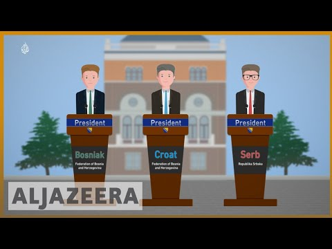 🇧🇦 Bosnia: the country with three presidents | Al Jazeera English