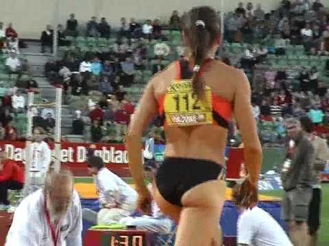 Yelena Isinbayeva Close Up