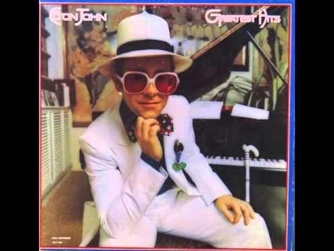 Elton John – Greatest Hits  billboard 200 nr 1 (nov 30 1974)
