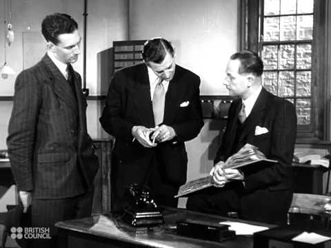 Routine Job For Scotland Yard - 1946 - CharlieDeanArchives / Archival Footage