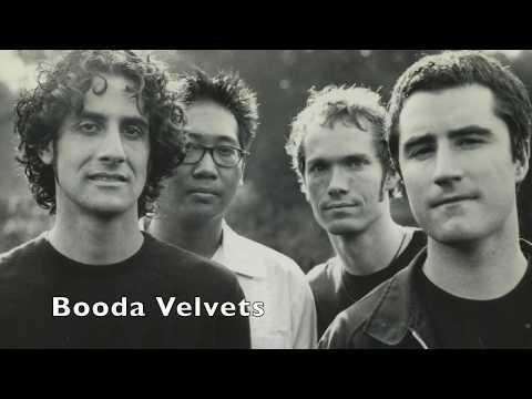 Bands with weird names: Jesus Lizard, Banana Fish Zero, Caroline's Spine and Huffamoose, video