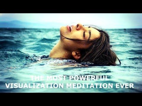 Pure Positive Energy - Visualization Meditation - Raise Vibration