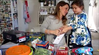 La mia spesa italiana in America: da Costco con Me the Middle One - 1a puntata