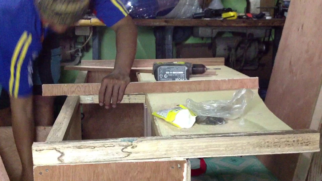 Sofa Frame Queen Size Hide A Bed How To Make Youtube