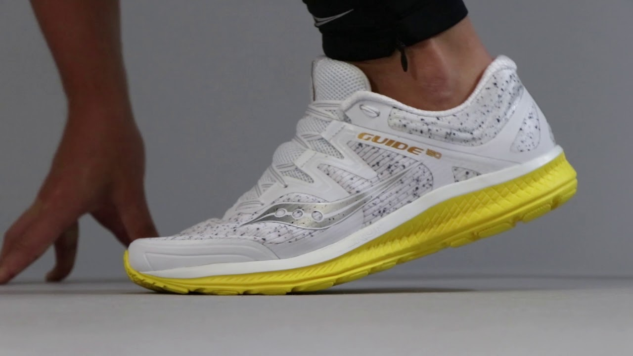 Saucony Guide ISO White