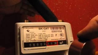 остановка счетчика газа BK-G4(модернизированные приборы учета Доставка по РФ почтой или траспортными компаниями. Подробнее по эл...., 2014-12-30T16:34:17.000Z)