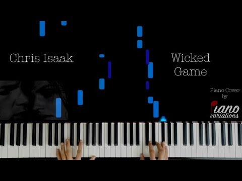 Piano Cover | Chris Isaak -  Wicked Game (by Piano Variations)