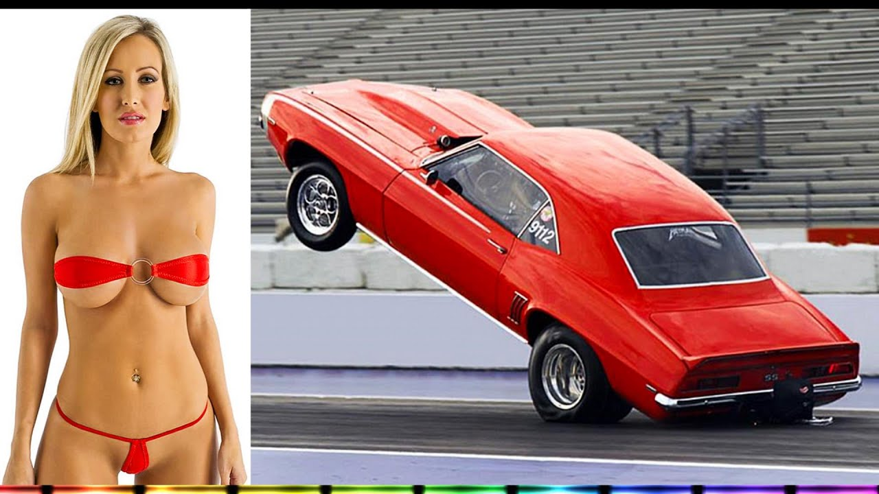 Wild Chicks, Muscle Cars, Hot Rods, & Wheelies.