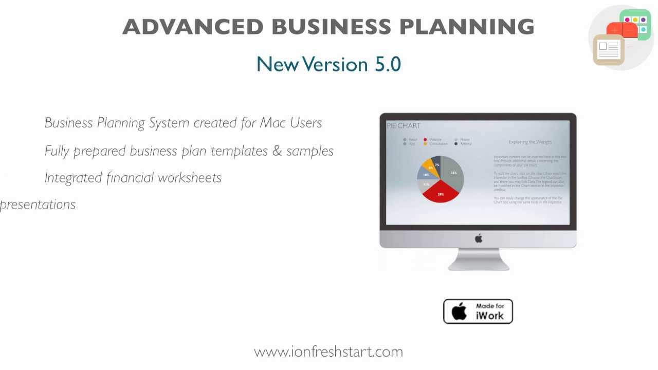 Business Plan for Mac Users - YouTube