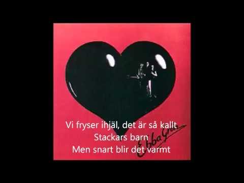 Ebba Grön - 800° Lyrics