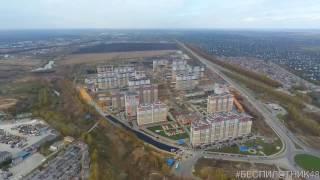"""Аэросъёмка микрорайона """"Елецкий"""", Липецк"""