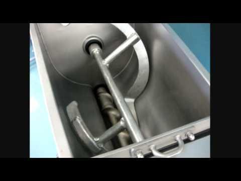 hobart commercial meat grinder mixer