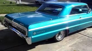 1964 IMPALA SS FOR SALE CALIFORNIA PT6