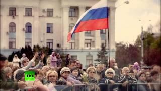 Ансамбль Александрова записал гимн «Вежливые люди»