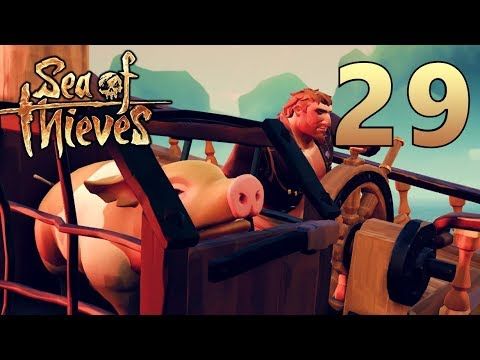 [29] The Adventures Of Captain Baconbeard!!! (Sea Of Thieves Gameplay PC)