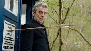 DOCTOR WHO Robot of Sherwood Ep 3 Promo - SAT SEPT 6 at 9/8c on BBC AMERICA
