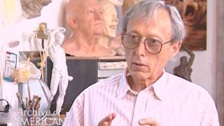 Dick Smith on creating Abraham Lincoln makeup in the 1940s - EMMYTVLEGENDS.ORG