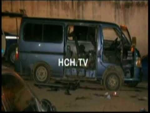 ¡MASACRE EN LA CAPITAL! Deja 5 muertos y 3 heridos