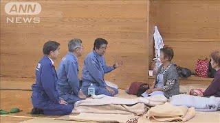 安倍総理、福島・郡山を手始めに台風被災地を視察(19/10/17)
