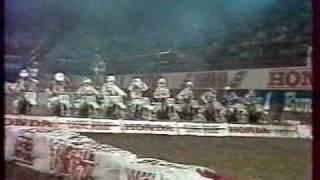 Supercross de Paris Bercy 1986 part1