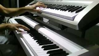 juan luis guerra -la guagua (piano)