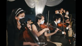 Pulang (Andien) - Voyage Music Cover