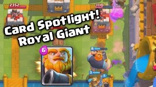 Clash Royale - Card Spotlight: