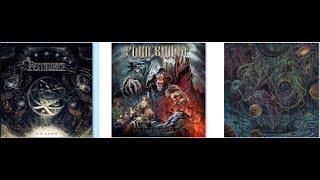 Baixar Top 10 Metal Album covers of 2018 by RockAndMetalNewz