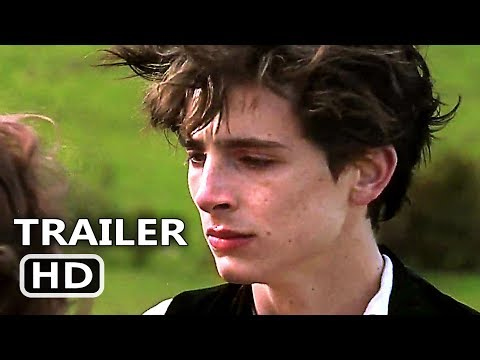 LITTLE WOMEN Trailer (2019) Timothée Chalamet, Emma Watson,