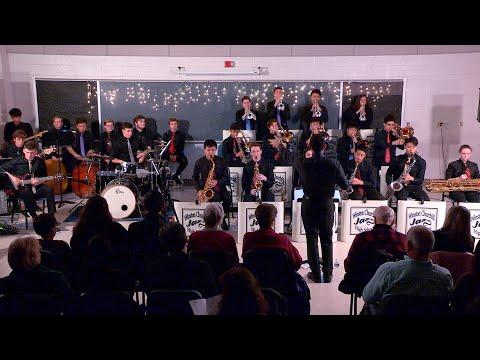 2019 Winston Churchill High School Winter Jazz Band
