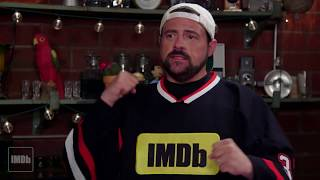 imdb exclusive kevin smith talks comic con with william shatner