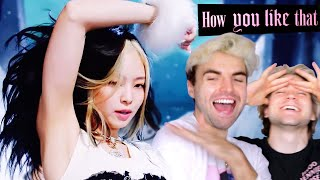 "Blackpink ""How You Like That"" Reaction!!!"