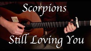 Download Kelly Valleau - Still Loving You (Scorpions) - Fingerstyle Guitar