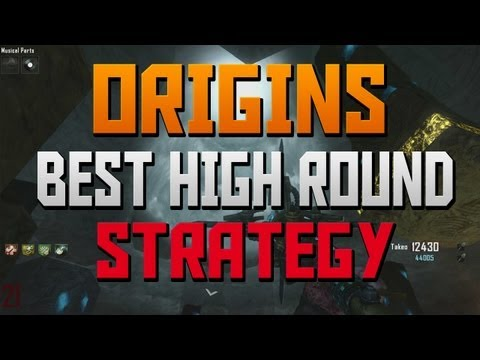 """BEST """"High Round Strategy"""" on """"Origins"""" - Crazy Place Training with the Staffs (Solo/Co-op)"""