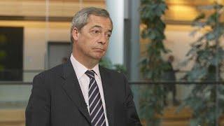 Farage calls for second Brexit referendum