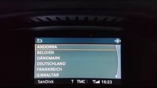 BMW Navigation Update Road Map Europe 2017 NEW