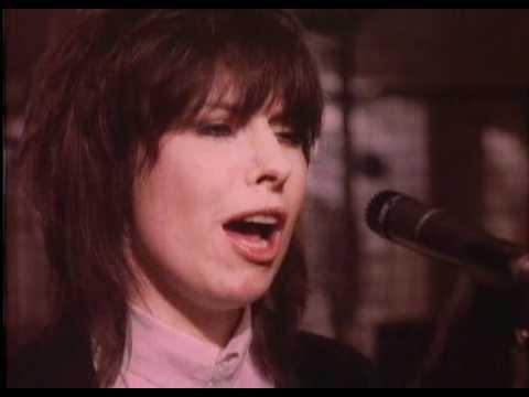 The Pretenders - Thin Line Between Love & Hate - 1984 (Better Graphics & Audio)