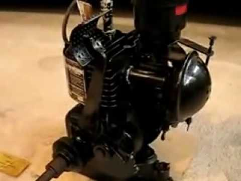 briggs and stratton model n made in 1943 youtube. Black Bedroom Furniture Sets. Home Design Ideas
