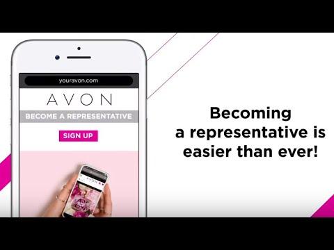 Become an Avon Representative Today for $0!