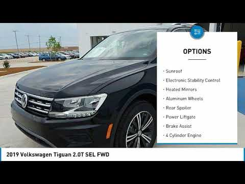 2019 Volkswagen Tiguan Edmond Ok, Oklahoma City OK, Norman OK KM158173